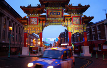 Celebrate Chinese New Year in Liverpool