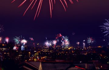 Plan a spectacular New Year's Eve in London